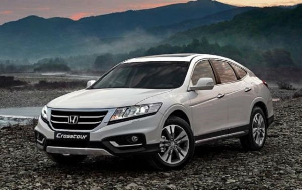 2016 Honda Crosstour Wallpaper