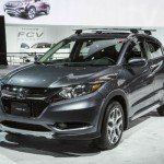 2016 Honda HRV Black Model