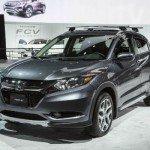 2016 Honda HRV Black Model