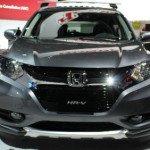 2016 Honda HRV Facelift