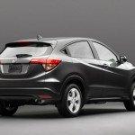 2016 Honda HRV MPG