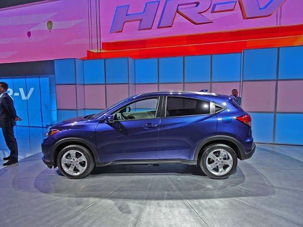 2016 Honda HRV Model