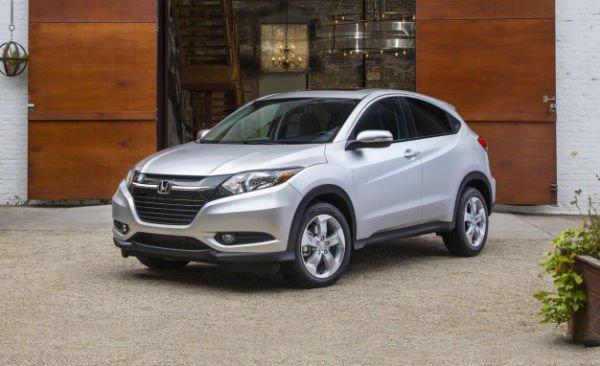 2016 Honda HRV Release