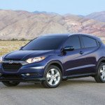 2016 Honda HRV Wallpapers