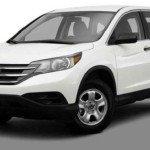2016 Honda HRV White