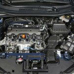 2016 Honda HRV engine