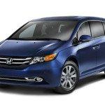 2016 Honda Odyssey (Blue)