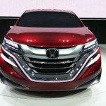 2016 Honda Odyssey Facelift