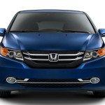 2016 Honda Odyssey Headlights