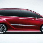 2016 Honda Odyssey Pictures