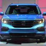 2016 Honda Pilot Facelift