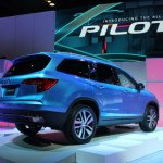 2016 Honda Pilot Photos