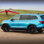 2016 Honda Pilot Wallpaper