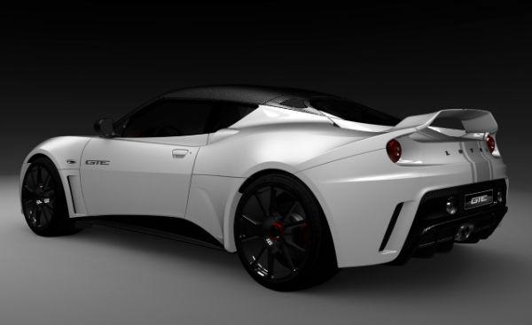 2016 Lotus Evora GTE Concept