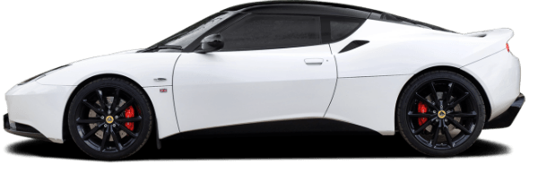 2016 Lotus Evora Sports Racer Model