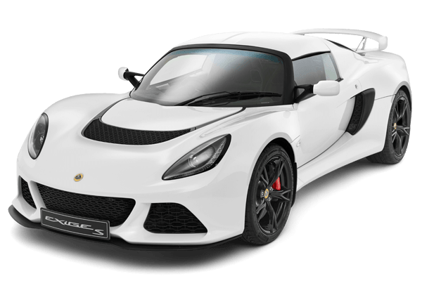 2016 Lotus Exige S Coupe Model