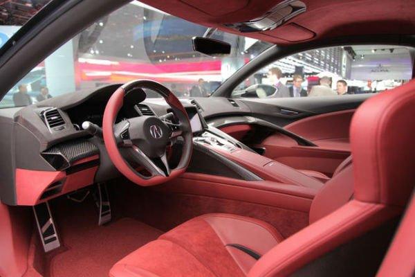 2016 Mitsubishi Eclipse Interior