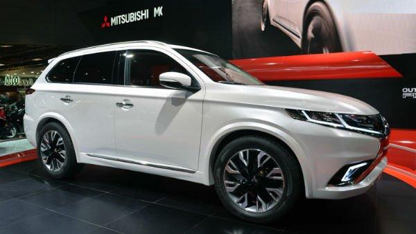 2016 Mitsubishi Outlander Sport (PHEV)