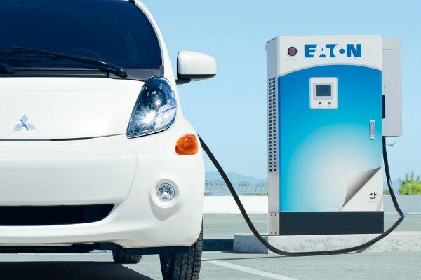 2016 Mitsubishi i-MiEV Charging System