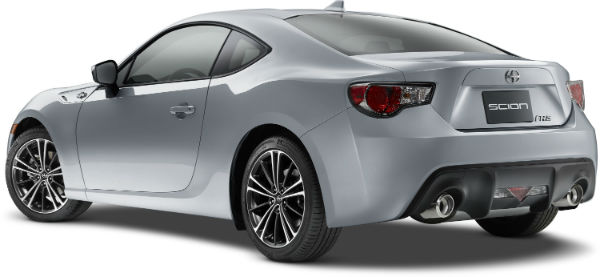 2016 Scion FRS Oceanic