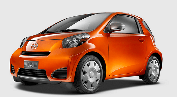 2016 Scion iQ Tech