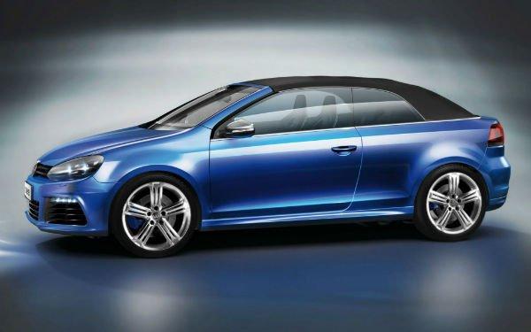2016 Volkswagen Eos (Blue)