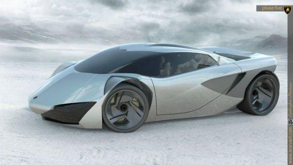 Lamborghini 2020 Prototype