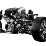 2016 Lexus GS 350 Chassis (RWD)