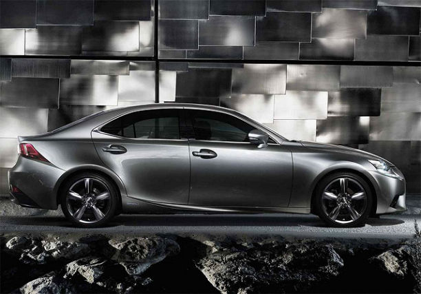 2016 Lexus IS 250 F