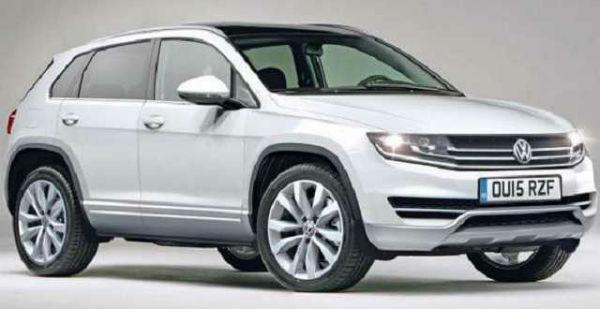 2016 Volkswagen Tiguan Model