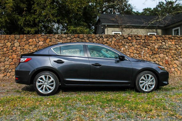 2016 Acura ILX Official Photo
