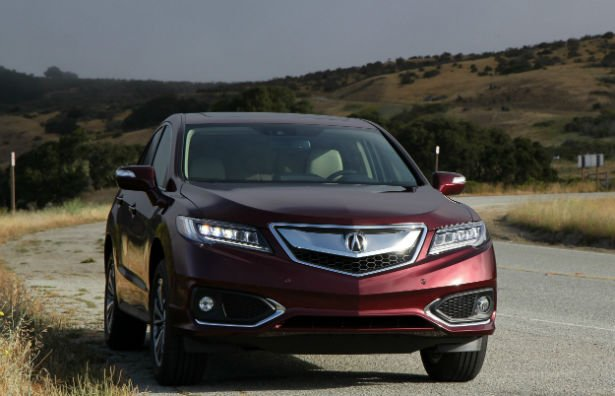 2016 Acura RDX AWD with Premium Package