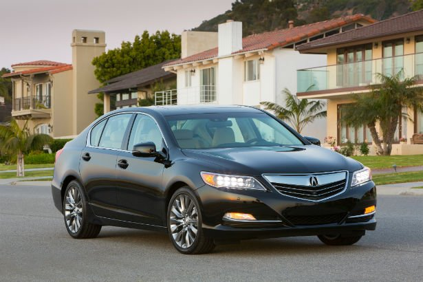 2016 Acura RLX Official Photo