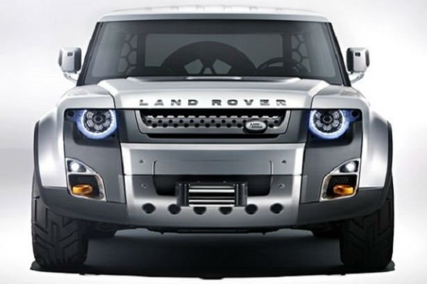 2016 Land Rover Defender Facelift