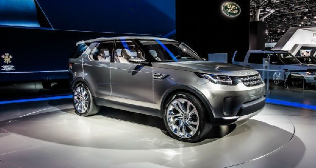 2016 Land Rover Discovery LR
