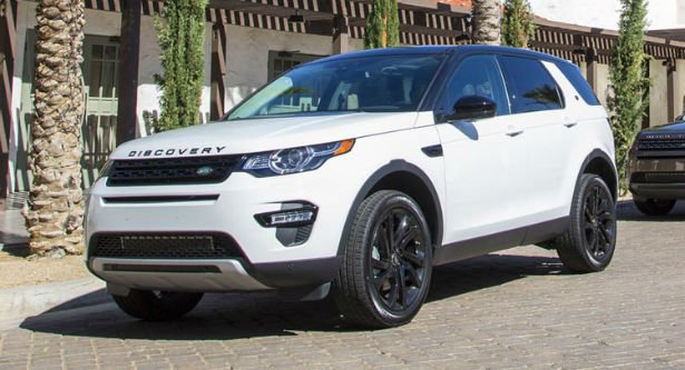 2016 land rover discovery sport white. Black Bedroom Furniture Sets. Home Design Ideas