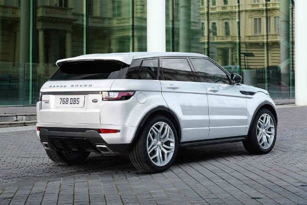 2016 Land Rover Evoque Release