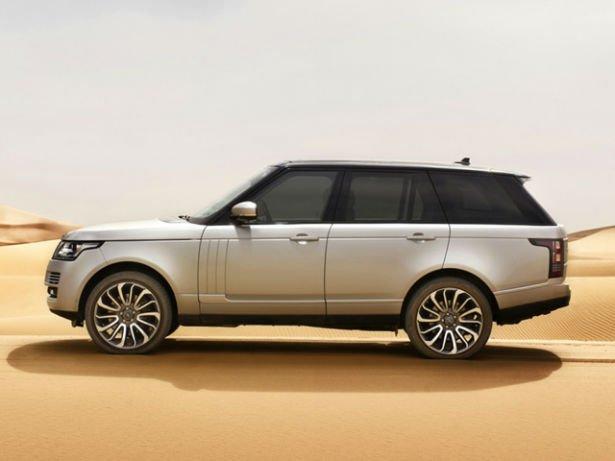 2016 Land Rover Range Rover 3.0L v6 Supercharged