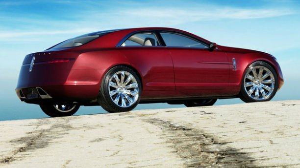 2016 Lincoln MKZ Coupe