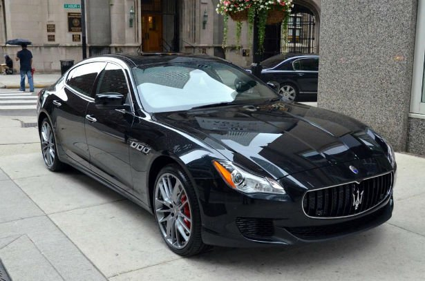 2016 maserati quattroporte gts. Black Bedroom Furniture Sets. Home Design Ideas