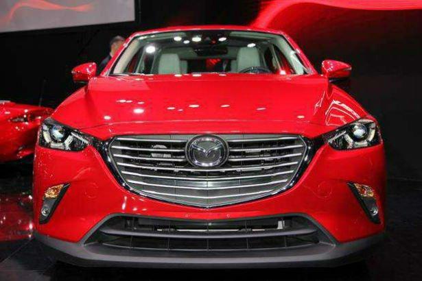 2016 Mazda 3 Facelift