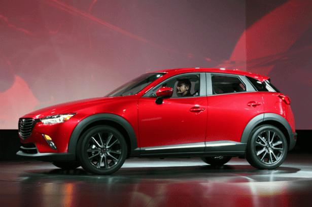 2016 Mazda CX-3 Model