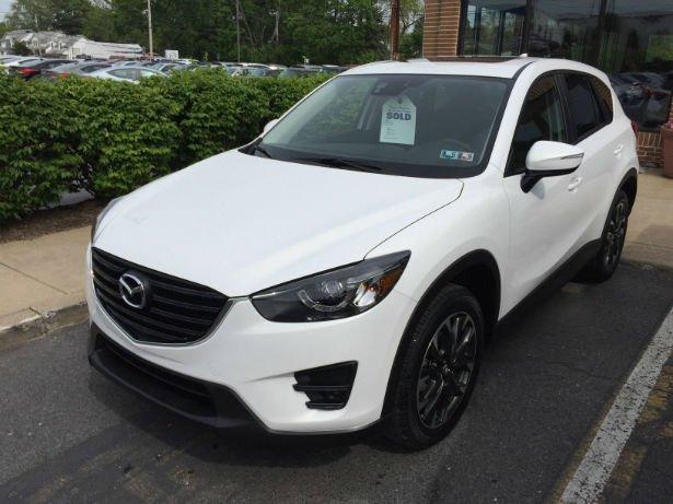 Mazda Cx  Grand Touring White