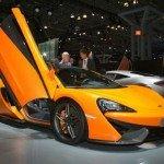 2016 McLaren 570S Wings