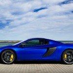 2016 McLaren 675LT Blue