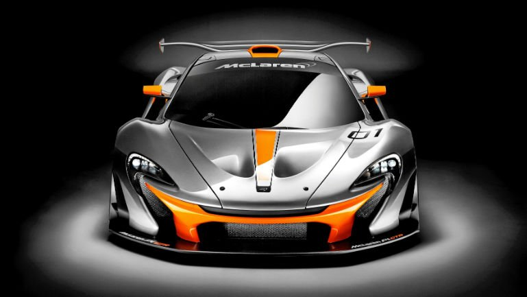 2016 McLaren P1 GTR Facelift