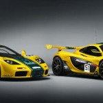 2016 McLaren P1 GTR Models
