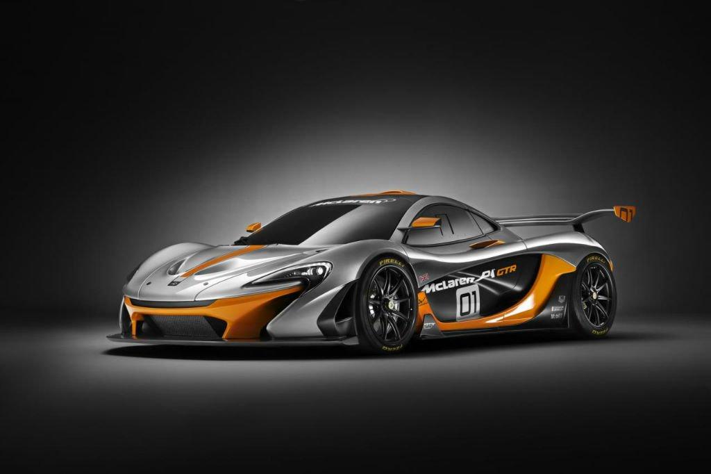 2016 McLearn P1 GTR Concept