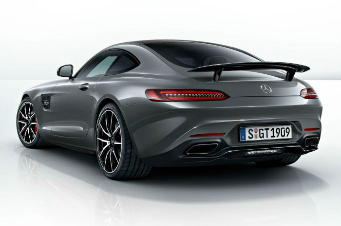 2016 Mercedes-Benz AMG GT 2dr Coupe S