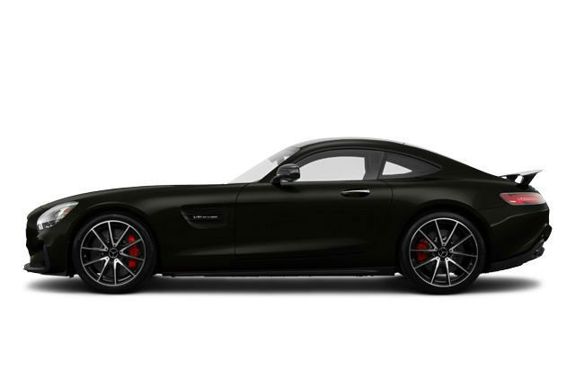 2016 Mercedes-Benz AMG GT 2dr cpe